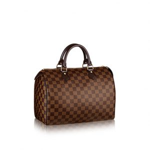 Bolsa da Louis Vuitton Speedy 30-universo sugar