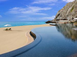 piscina do resort at Pedregal
