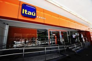 Agência do banco Itaú na Avenida Paulista, em São Paulo