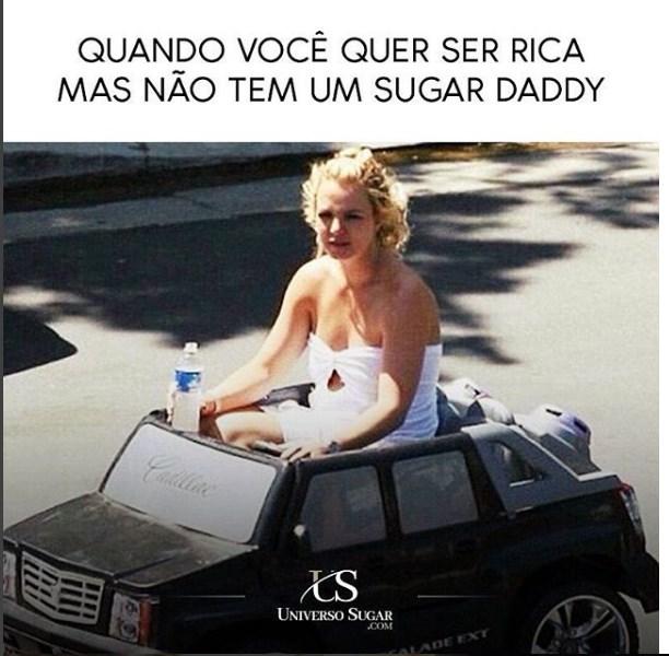 Os melhores memes de Sugar Daddy do Universo Sugar