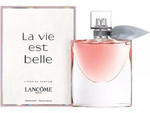 Frasco e caixa do perfume Lacôme La Vie Est Belle