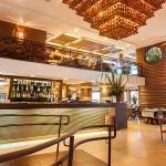 Foto de Ambiente interno do restaurante camarões portiguar