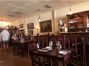 Foto interna de restaurante Basílico Ristorante Italiano