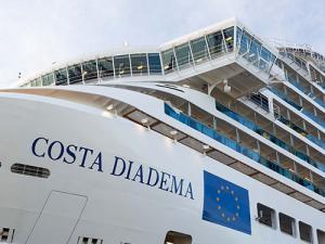 Imagem do cruzeiro Costa Diadema