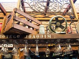 Foto de decoração do Boteco do Joaquim