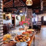 Foto de ambiente interno do restaurante Marangá