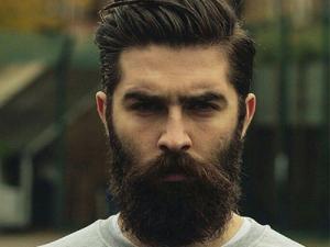 modelo com barba bandholz