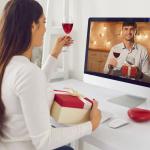 Relacionamento virtual seguro e agradável